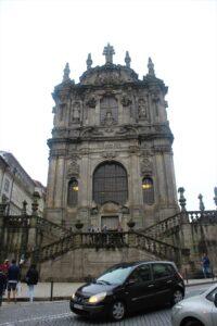 Chiesa dos Clerigos - facciata