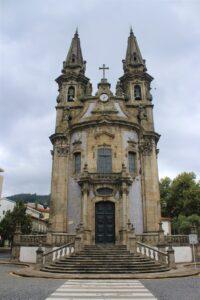 Chiesa e Oratorio de Nossa Senhora da Consolação e Santos Passos
