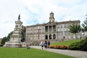 Colpo d'occhio di Praça do Infante D. Henrique