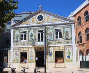 Edificio Decorato