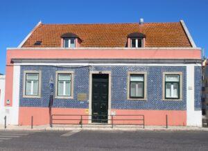 Edificio Particolare di Lisbona - 1