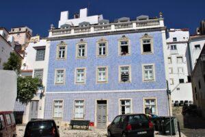 Edificio Particolare di Lisbona - 2
