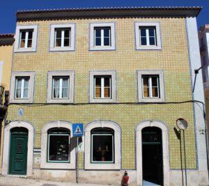 Edificio Particolare di Lisbona - 3