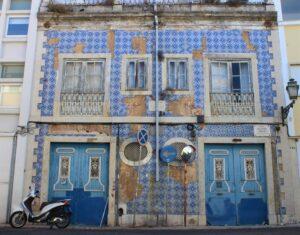 Edificio Particolare di Lisbona - 4