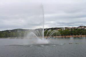Fontana Fluviale sul Mondego