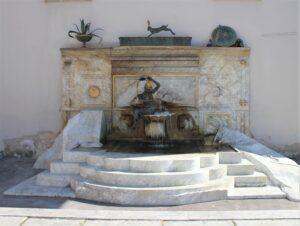 Fontana Trionfo di Afrodite