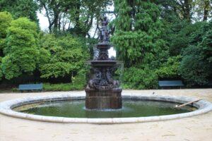 Fontana dei Giardini del Palazzo di Cristallo - 1