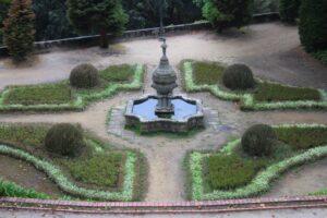 Fontana dei Giardini del Palazzo di Cristallo - 2