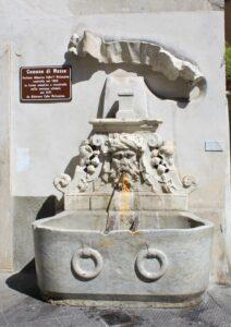 Fontana del Borgo del Ponte