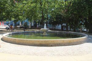 Fontana del Jardim da Graça