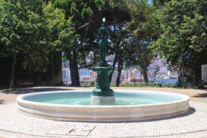 Fontana del Jardim do Torel