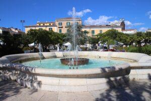 Fontana di Piazza Vittorio Emanuele II° - 2