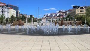 Fontane di Praça Martim Moniz - 1