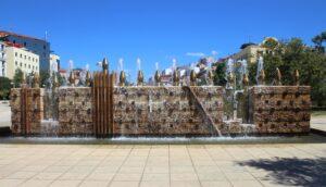 Fontane di Praça Martim Moniz - 2