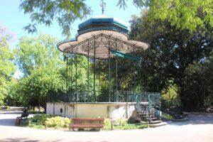 Gazebo del Jardim da Estrela