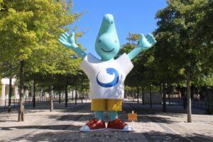 Gil - Mascotte di Expo '98