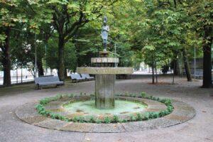 Jardins da Alameda - fontana 1