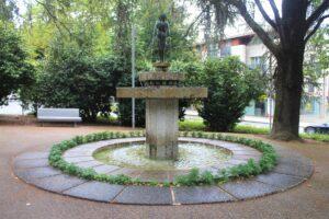 Jardins da Alameda - fontana 2
