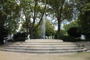 Jardins do Carmo - Fontana