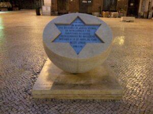 Memoriale per le Vittime del Massacro Giudaico del 1506