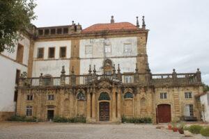 Monastero di Santa Clara - un dettaglio