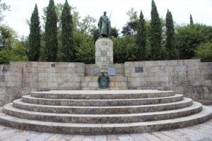 Monumento a Dom Alfonso Henriques - panoramica
