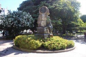 Monumento a França Borges