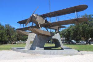 Monumento a Gago Coutinho e Sacadura Cabral