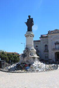 Monumento a Josè Tomas de Souza Martins