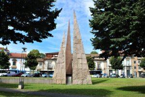 Monumento a Papa Giovanni Paolo II°