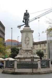 Monumento a Re Dom Pedro V°
