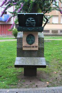 Monumento al Viajante Profissional de Vendas