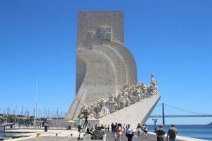 Monumento alle Scoperte - lato destro