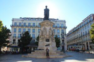 Monumento per Luis Camoes