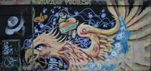 Murales di Via dei Novelli - 3