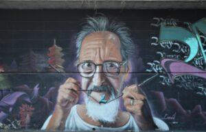 Murales di Via dei Novelli - 4