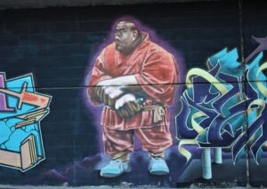 Murales di Via dei Novelli - 5