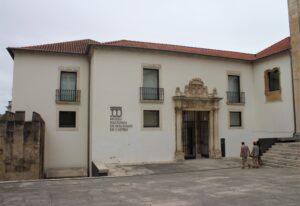Museo Nacional Machado de Castro - Ingresso