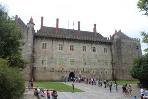 Palazzo dei Duchi di Braganza