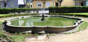 Parque Infante Dom Pedro - fontana
