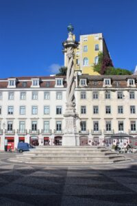 Pelourinho di Lisbona