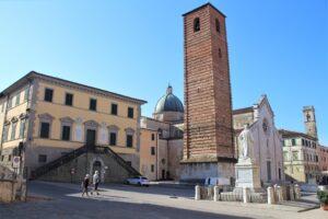 Piazza Duomo - panoramica
