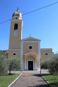 Pieve di San Vitale Martire e San Giovanni Battista - facciata
