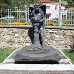 Pieve di San Vitale Martire e San Giovanni Battista - scultura