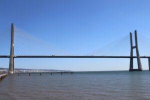 Ponte Vasco da Gama - un piccolo scorcio
