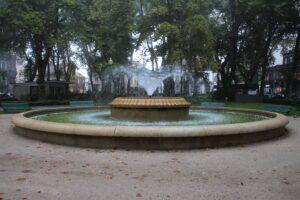 Praça do Marques de Pombal - Fontana