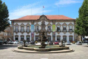 Praça do Municipio - colpo d'occhio