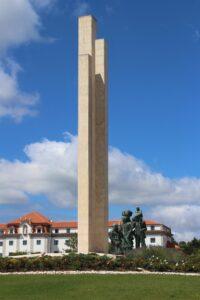 Rotunda dos Peregrinos - dettaglio