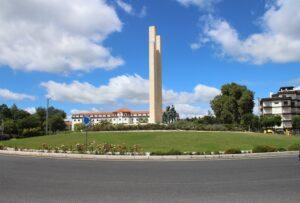 Rotunda dos Peregrinos - panoramica