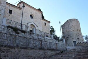 Salita San Bartolomeo - colpo d'occhio